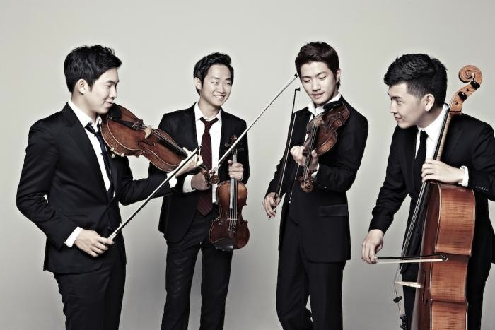 Novus String Quartet: Packende Art des Musizierens(Foto: Jin-ho-Park)