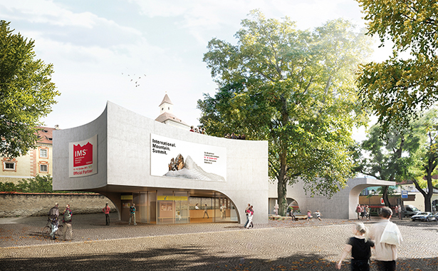 Rendering Tourismusverein Matteo Scanjol