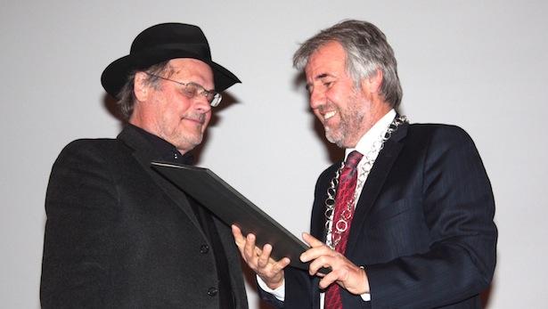Joseph Zoderer und Paul Rösch