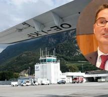 Teurer Flughafen