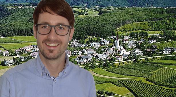 Alexander Überbacher, Bürgermeister von Natz-Schabs