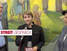 """Konzentriert Dreinschauen"""