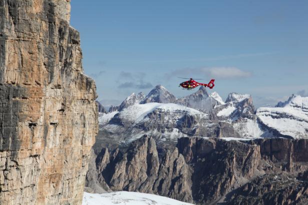 Aiut Alpin hubschrauber