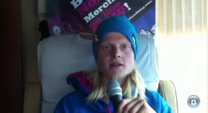 Armin Holzer (in einem Youtube-Video von 2011)