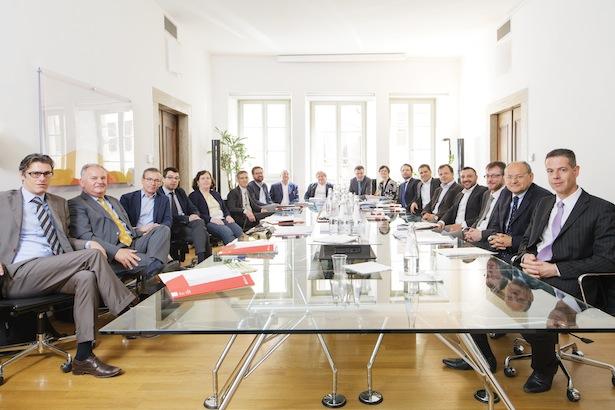 Der Verwaltungsrat von Laborfonds