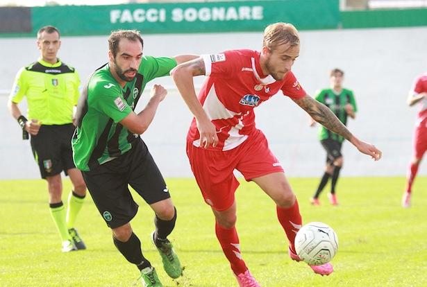 Fabian Tait in Aktion (Foto: Armin Huber)
