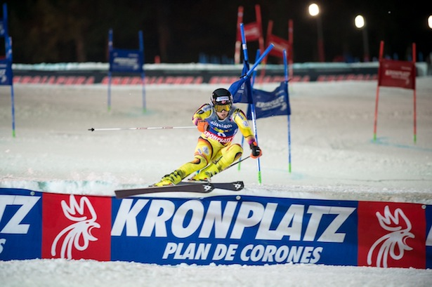Truls Johansen in Aktion (Fotos: Wisthaler)