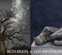 Beth Moon und Lois Anvidalfarei