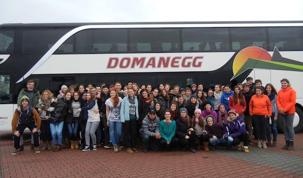 Gruppenfoto Teilnehmer 2014