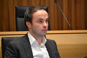 Parteiobmann Philipp Achammer