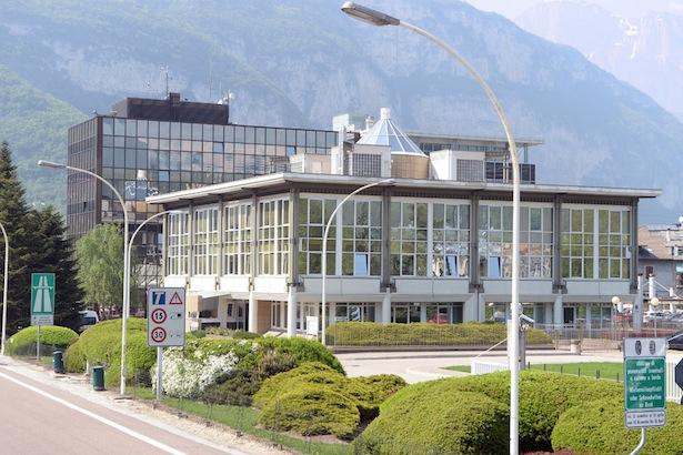 Der Sitz der Brennerautobahn AG