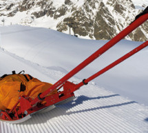 Skiunfall in Gröden
