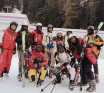 Skischule für Flüchtlinge