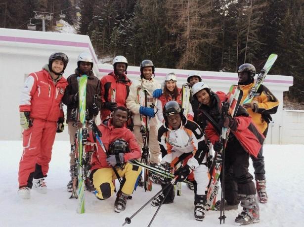 gossensass skischule flüchtlinge