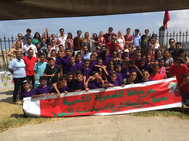 """""""Hallo Ciao Marod"""": Eine Brücke für den Frieden"""