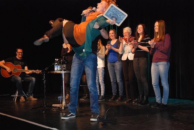 "Morgenstern Slam in Bruneck: ""Poeten aller Länder, vereinigt euch!"""