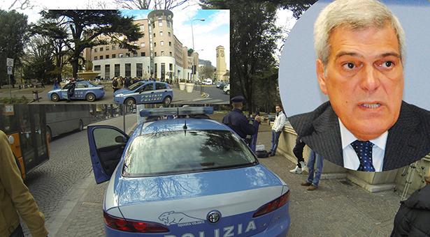 Lucio Carluccio Polizei