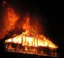 Hilfe für Feuer-Opfer
