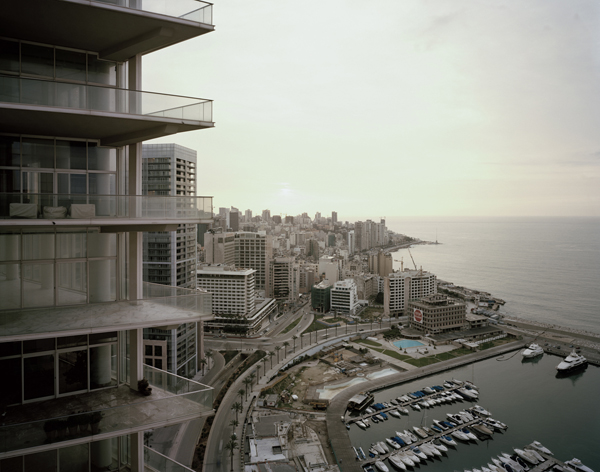 Beirut gesehen von Gabriele Basilico: Eine verletzte, geschändete Stadt erfordert eine ganz besonderen Sensibilität, sie verlangt eine spezielle Aufmerksamkeit.