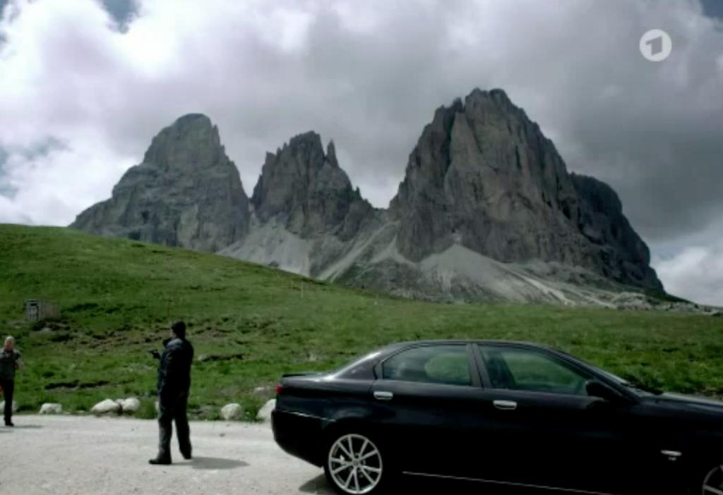 Bergfilm mit Mordnebenhandlung