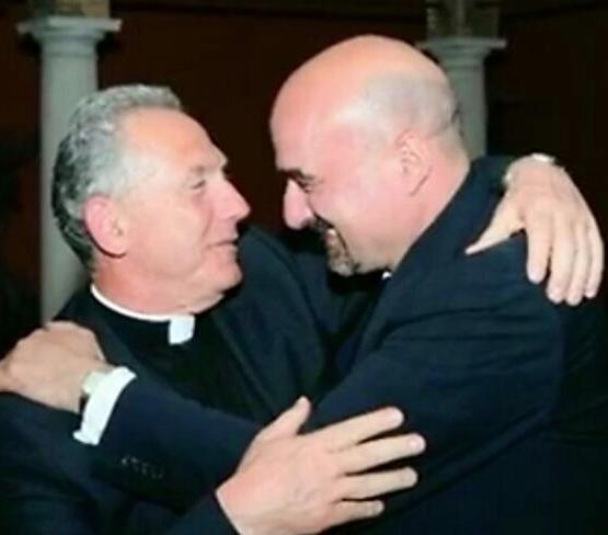 Der Monsignore und sein Sekretär