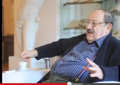 Umberto Eco (Foto: Youtube)