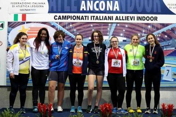 Campionati Italiani Allievi Indoor