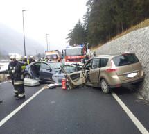 4 Unfälle am Tag