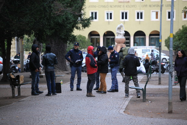 polizia polizei