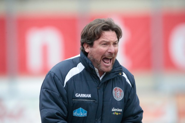 Trainer Giovanni Stroppa (Fotos: Armin Huber)