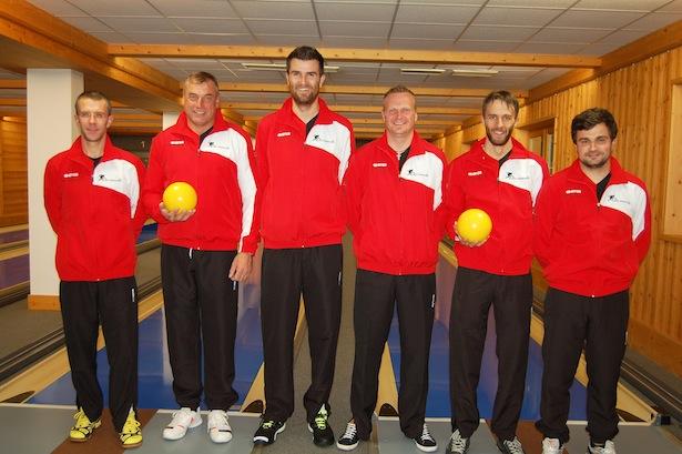 Die Mannschaft des ASK Sarntal