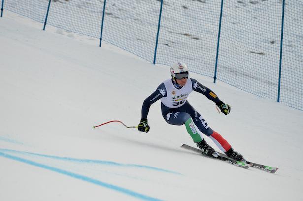 Der Südtiroler Siegmar Klotz landet auf dem 32. Platz.