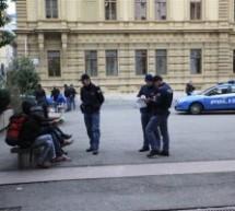 Einbrecher in Haft