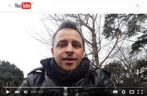 """Videobotschaft von Andreas Gruber an die Mitglieder: """"Lasst euch nicht entmutigen von diesem Artikel"""""""