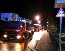Kellerbrand in Kaltern