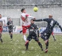 Die Schnee-Schlacht