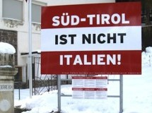 Geschockte Tiroler