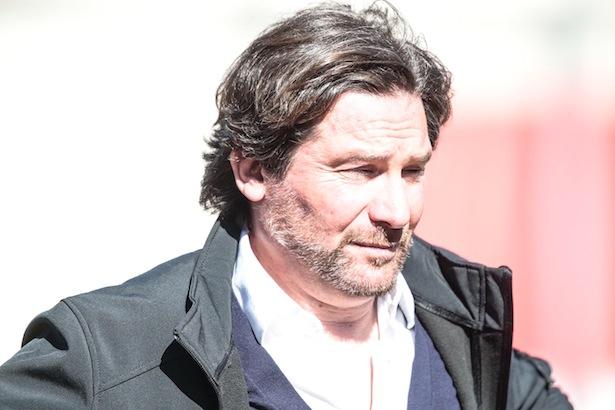 Trainer Giovanni Stroppa (Foto: Armin Huber)