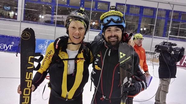 Martin Stofner und Philip Götsch