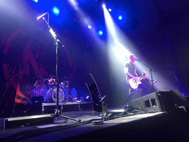 Der Echo auf der Konzertbühne