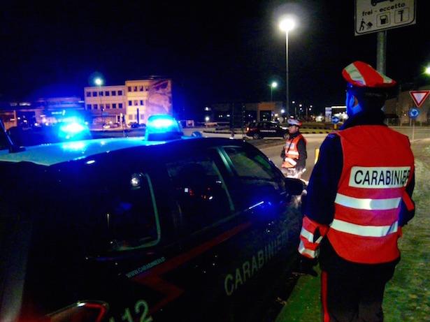 Nächtliche Kontrollen (Foto: Carabinieri)