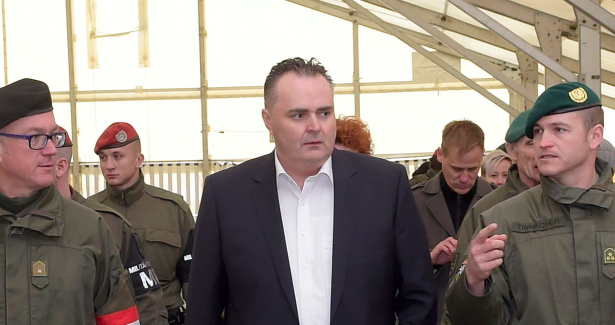 Minister Doskozil (Foto: Bundesheer.at)