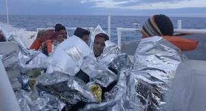 """""""Lampedusa im Winter"""" : """"De passn net do her"""""""