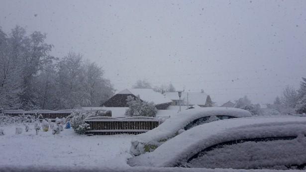 Winter in Gais (Foto: Facebook)