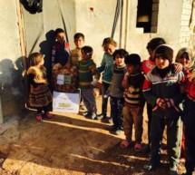 Hilfe für Syrer