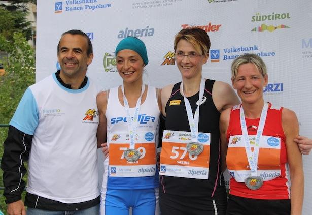 Sanin, Giomi, Fischer, Pircher