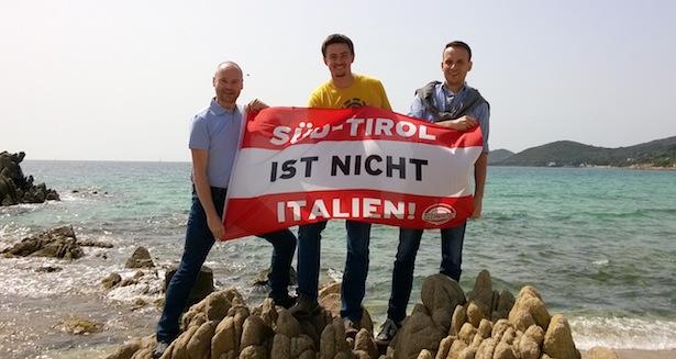 Cristian Kollmann, Christoph Mitterhofer, Sven Knoll