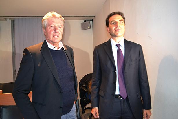 Renzo Caramaschi und Mario Tagnin: Das Duell um Bozen?