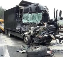 Der LKW-Crash