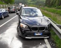 Crash in Mühlbach